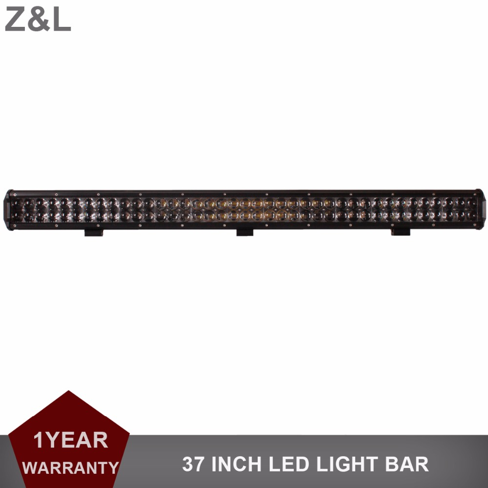 37 Inch 390W LED Light Bar Work Driving Light Off Road Boat Car Truck 4X4 SUV ATV 12V 24V Headlight Van Camper Wagon Pickup Lamp 4 inch 36w 6000k 3 row car led work light bar waterproof vehicles emergency rescue led lights for off road suv boat jeeps