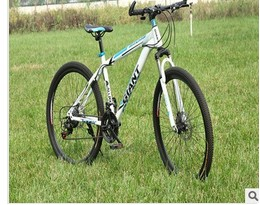 Free Shipping 26 21 Speed Black Rainbow Classic Men S Mountain Bike Cycling Road Bicycle Double