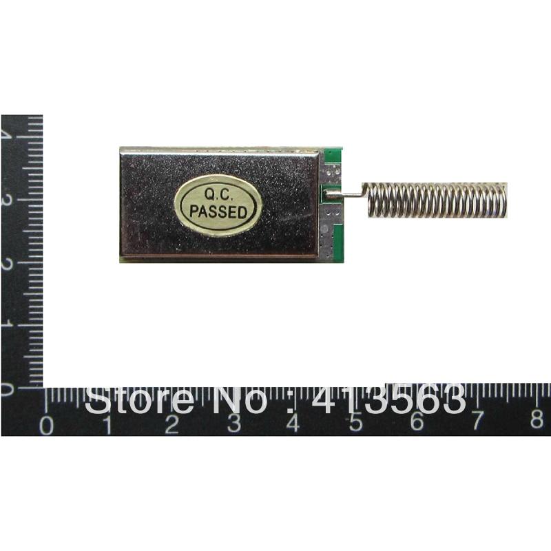 2 ШТ./ЛОТ SI4432 беспроводной модуль/B1 через стены стабильный/беспроводной термостат/1500 м/CC1101/NRF905 #30088
