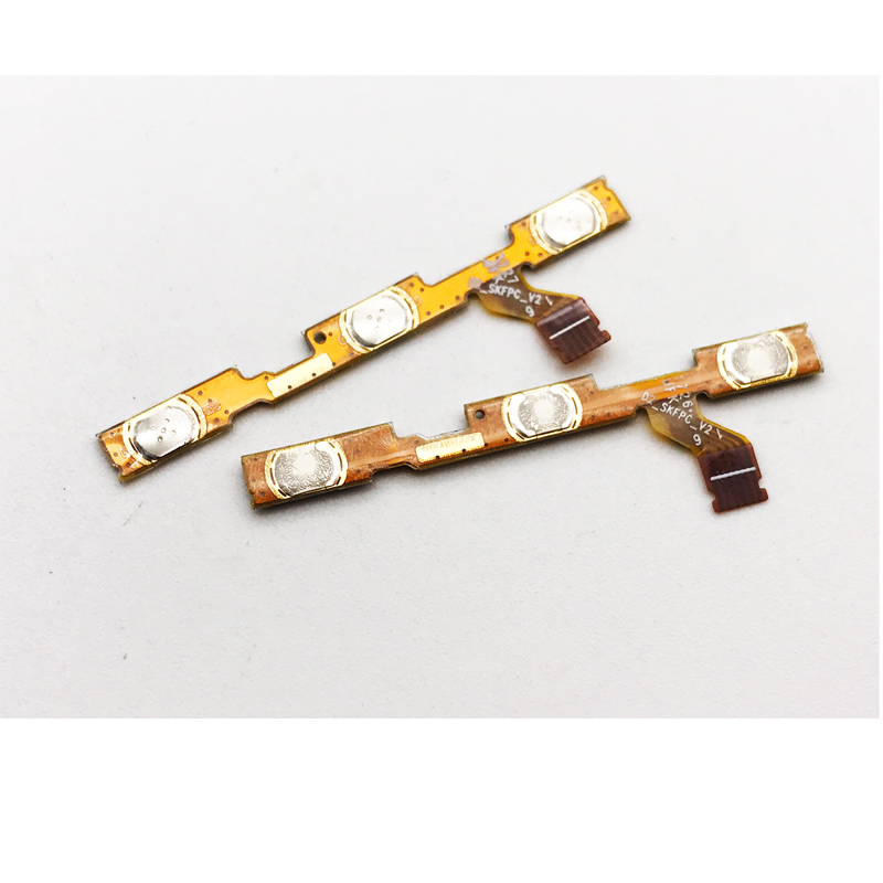New For Xiaomi Mi A1 Power Volume Button Side Key Flex Cable Ribbon For Mi 5X Replacement Part