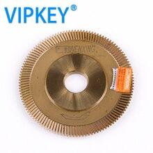 0014J ключ дублирующий станок Режущий диск для 100G2 ключ Режущий Станок 80*16*5 мм пилы Слесарные Инструменты