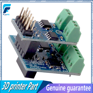 Image 2 - 1 Set Cloned PT100 Daughter Board Allowed PT100 Temperature Sensors + Thermocouple Daughter Board For The DuetWifi Duet Ethernet