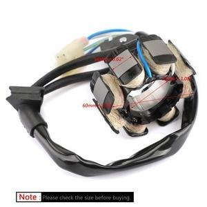 Image 3 - Areyourshop אופנוע אלטרנטור גלגל מכון סליל 8 קטבים עבור הונדה CRF250 CRF450R 05 07 CRF450R 31120 גברים 730 31120 גברים 731