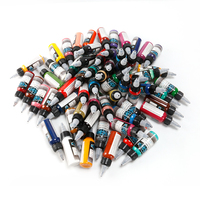 60 color permanent tattoo body art 30ml / bottle of pigment professional beauty set 1OZ