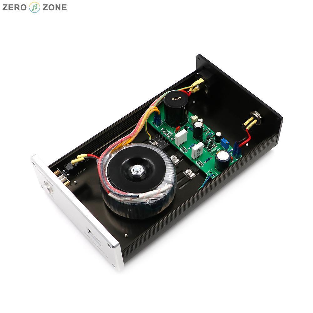 GZLOZONE 50VA HIFI Ultra low Noise Linear Power Supply DC5V 9V 12V 15V 18V 24V LPS