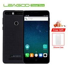 Leagoo Kiicaa Güç 4000 mAh Cep Telefonu 5.0 ''HD MT6580A Dört Çekirdekli Android 7.0 2 GB RAM 16 GB ROM 8.0MP Çift Arka Kamera