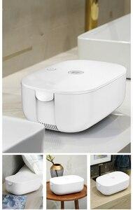 Image 4 - Xiaomi Vrouwen Mannen Ondergoed Drogen Disinfector Slipje Eliminatie Box Mini Draagbare Droger Reizen Miniatuur Droger