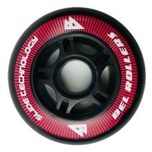 Japy Roller Skate PU Wheels 8 Pieces / lot 85A 80mm Tires Inline Skate Slalom Sliding Free Skating For SEBA Powerslide Patines цена