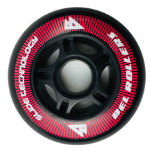 Japy Roller Skate Wheels 4 Pieces / lot 85A 80mm 76mm PU Tires Inline Skate Slalom Sliding Skating For SEBA Powerslide Patines f1 seba