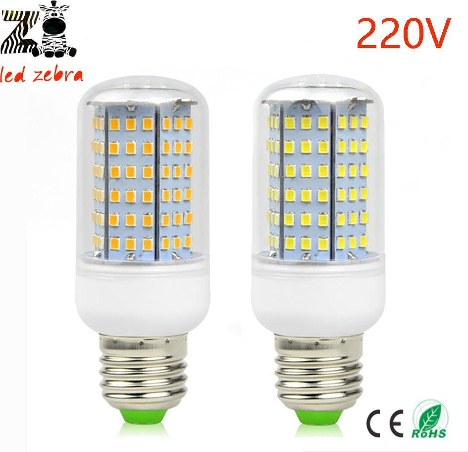 2835smd e27 220v led bulb,30/48/56/69/102 led corn lamp,replace cfl 7w12w 15w 20w 30w 35w fluorescent light