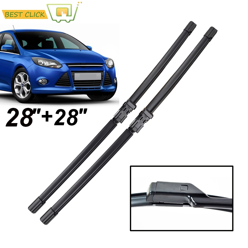 Auto Replacement Parts Oge Front Wiper For Subaru Impreza V Sedan Hatchback 2017 2018 Silicone Rubber Window Windscreen Windshield Car Accessories Clients First