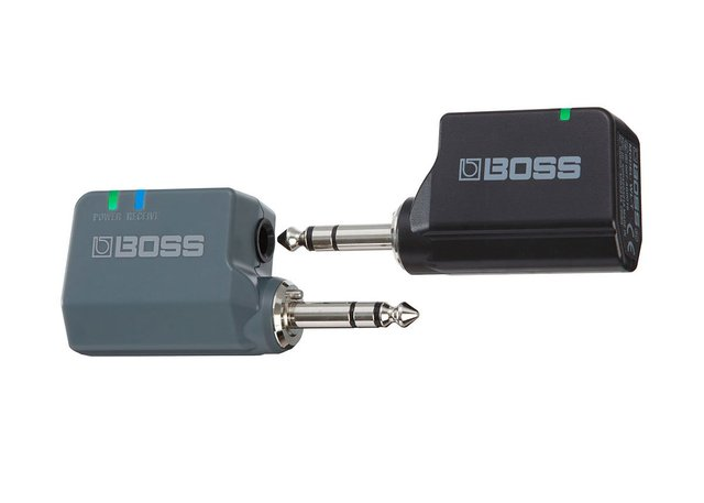 Patron WL 20L gitar kablosuz sistemi tak ve çalıştır gitar kablosuz sistemi ile 50 çalışma aralığı ve USB şarj