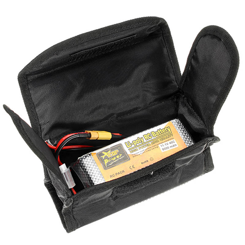 RC Helicopter Spare Part G.T.Power Lipo Battery With Warmer Safety Fireproof Explosion-proof Bag For RC Drone Quadcopter h22 007 receiver board spare part for h22 rc quadcopter