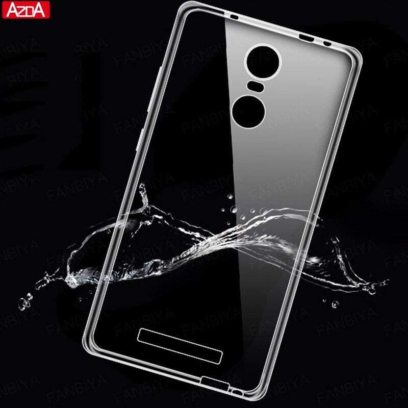 For xiaomi redmi 3s pro cases silicone cover redmi 3 3 s 4X 4 pro prime 4A case Note 4 4X mi5 mi6 mix max Transparent TPU case