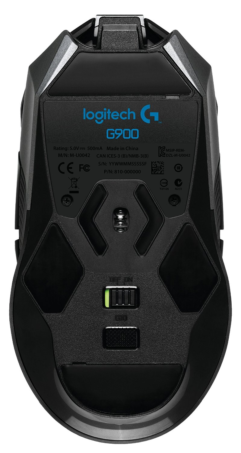 76bd4e84397 Logitech G900 Chaos Spectrum Professional Grade Wired/Wireless Gaming  Mouse-in Mice from Computer & Office on Aliexpress.com | Alibaba Group