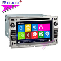 TOPNAVI Wince 6 0 Two Din 7Inch Car Media Center DVD Auto Player Radio For KIA
