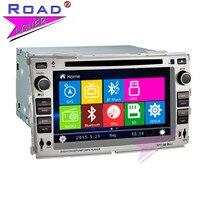 TOPNAVI Wince 6 0 Two Din 7Inch Car Media Center DVD Auto Player Radio For KIA