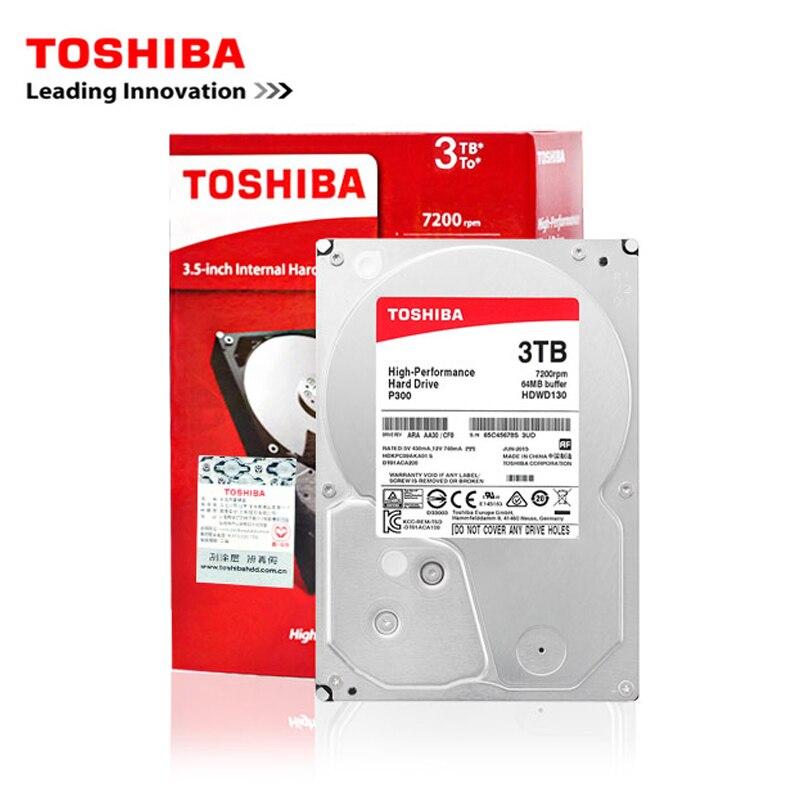 Toshiba marque 3 to ordinateur de bureau 3.5
