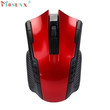 For PC Laptop Fashion 1200 DPI USB Wireless Optical Gaming Mice Mouse_KXL0303