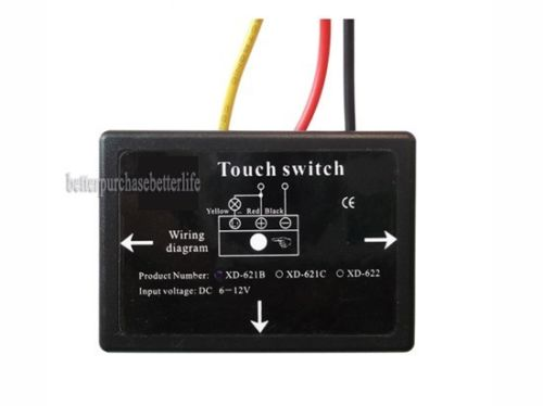 BQLZR XD 622 On/Off Touch Switch Sensor For Bathroom Mirror LED Lamp ...