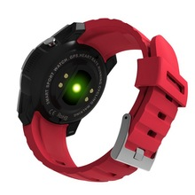 S958 GPS Smart Watch, Heart Rate Monitor, Waterproof, SIM Card, Communication Bluetooth 4.0, for Android & iOS Phone