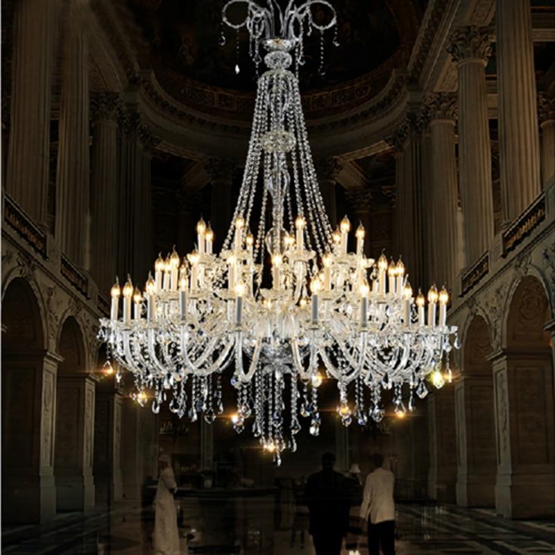 ᗖGrande Lampadario Illuminazione Soggiorno Moderno Luci di ...