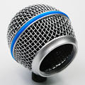 Ball Head Mesh Metal Microphone Grill Mic Grille Ball type for fit Beta SM58A Beta58A SM58 SM58LC