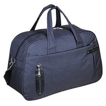 Oxford Men Travel Bags Large Capacity Unisex Luggage Handbags Weekend Shoulder Bag T732