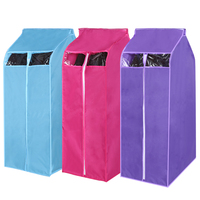 Oxford Clothing Hanging Garment Suit Coat Dust Cover Wardrobe Storage Bag
