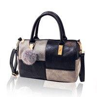 Patchwork Pillow Handbags Fashion Hot Sale Women Evening Clutch Ladies Party Purse Famous Brand Shoulde Bags