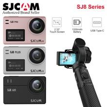 SJCAM SJ8 Series Action Camera SJ8 Air&SJ8 Plus &SJ8 Pro yi 4K Touch Screen with