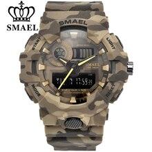 Writwatch SMAEL Reloj Deportivo Relojes Militares Hombres Del Ejército Digital LED 50 m Impermeable de Los Hombres Reloj Del Hombre Del Reloj de Regalo Colcks envío Gratis