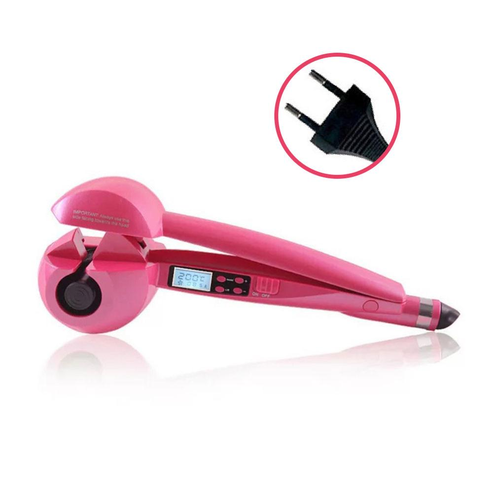 LCD Screen Automatic Hair Curler Heating Hair Care Styling Tools Ceramic Wave Hair Curl Magic Curling Iron Hair Styler