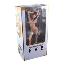 Free Shipping Sexy Adult Eve's Temptation DAIKI EVE Super Fine Sexy Girl Swimsuit PVC Model Doll Toys Sex Toy Action Figure