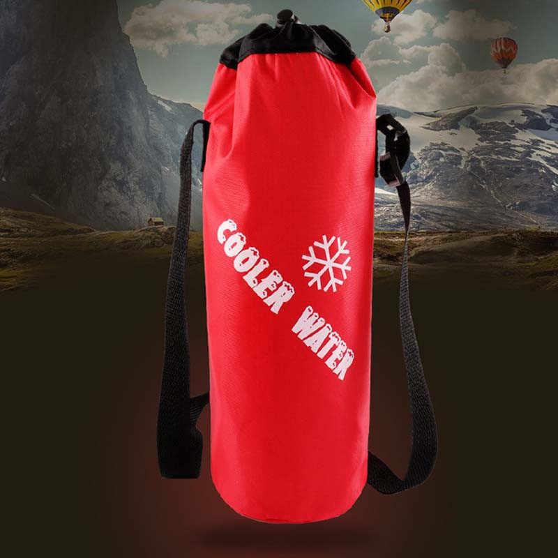 Портативный изолированный теплоохладитель льда теплее обед еда bolsa пикник изоляции термос сумка бутылка для мужчин для женщин