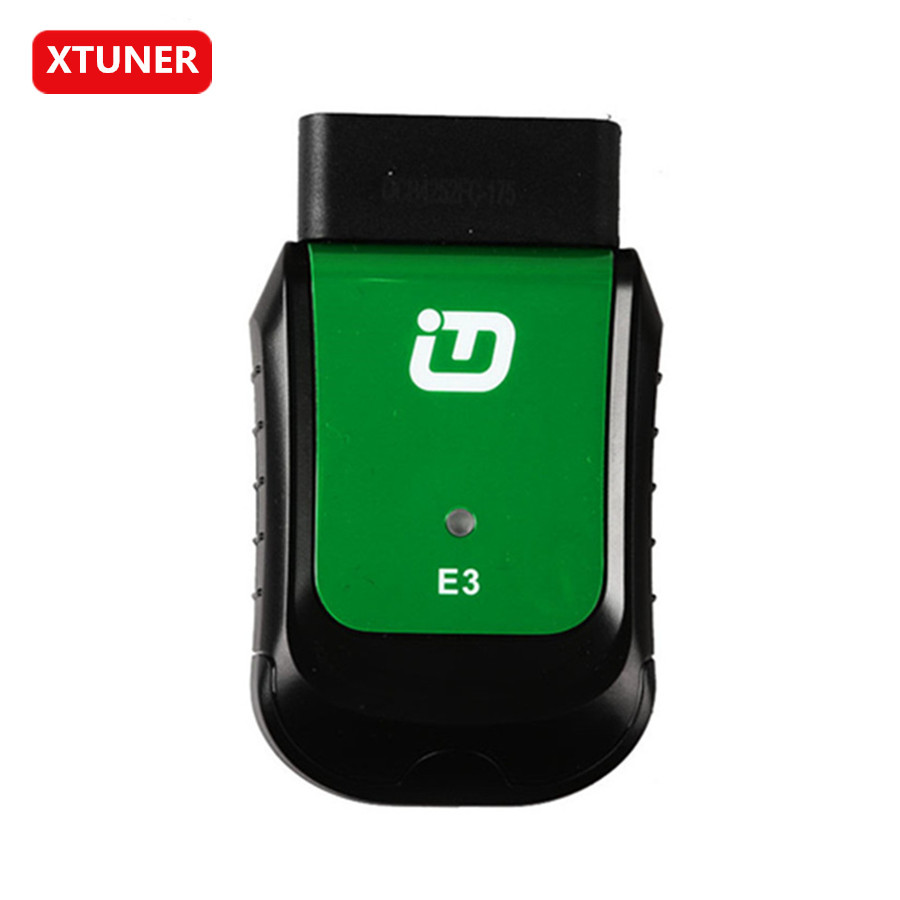 V9 2 XTUNER E3 WINDOWS 10 Wireless OBDII Diagnostic Tool Support Multi Languages