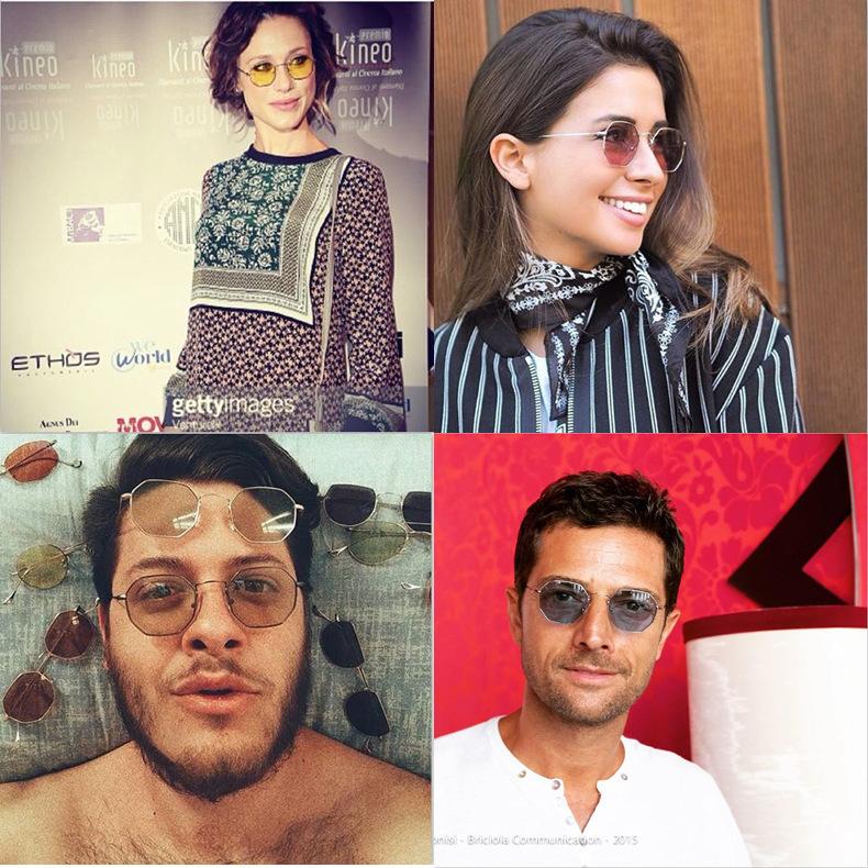 HTB1MdD9RFXXXXXKXXXXq6xXFXXXS - ZBHwish 2017 Square Sunglasses Women men Retro Fashion Rose Gold Sun glasses Brand  Transparent  glasses ladies Sunglasses Women