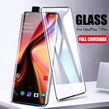 Phone Screen Protector Glass Smartphone for Oneplus 7 Pro 6T 5T 3T Tempered Glass Film for Oneplus 6 5 7 3 Protective Glass Film
