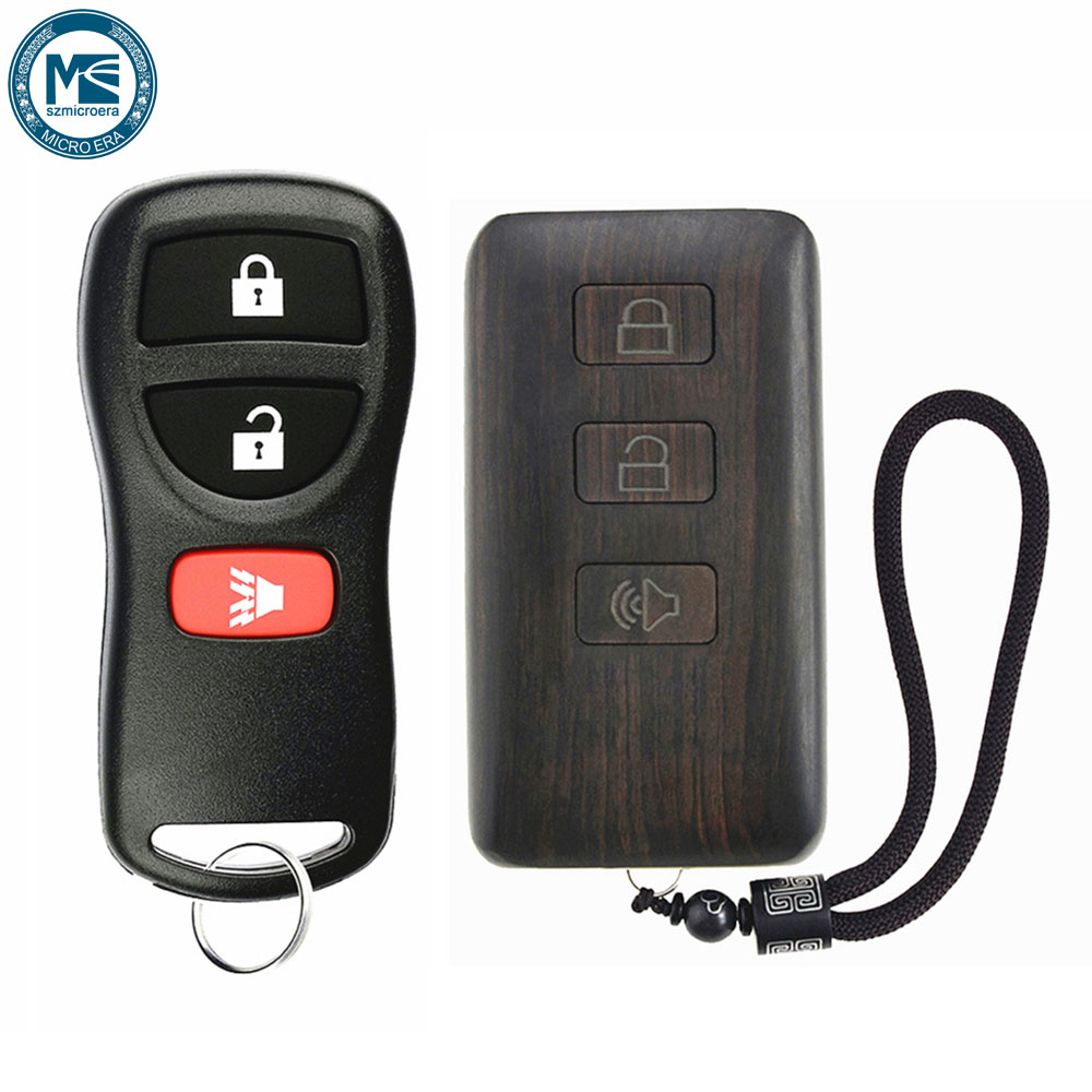Nissan Quest Key Fob Battery Car Maintenance Console Cover Replacement Infiniti Remote Keyless Entry Control Refit Rosewood Shell Rhaliexpress