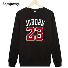 2017 Brand New Fashion JORDAN 23 Men Sportswear Print Men Hoodies Pullover Hip Hop Mens tracksuit Sweatshirts Clothing