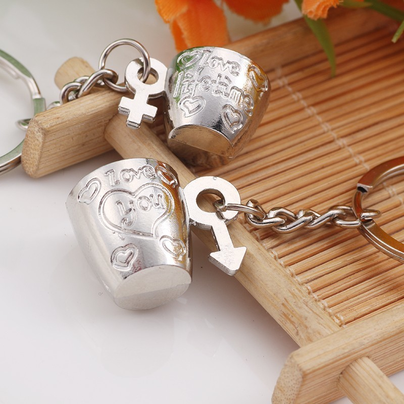 1-Pair-Trendy-Couple-Keychain-3D-Silver-Coffee-Cup-Key-Chain-Lovers-Carved-Love-Heart-Key (3)