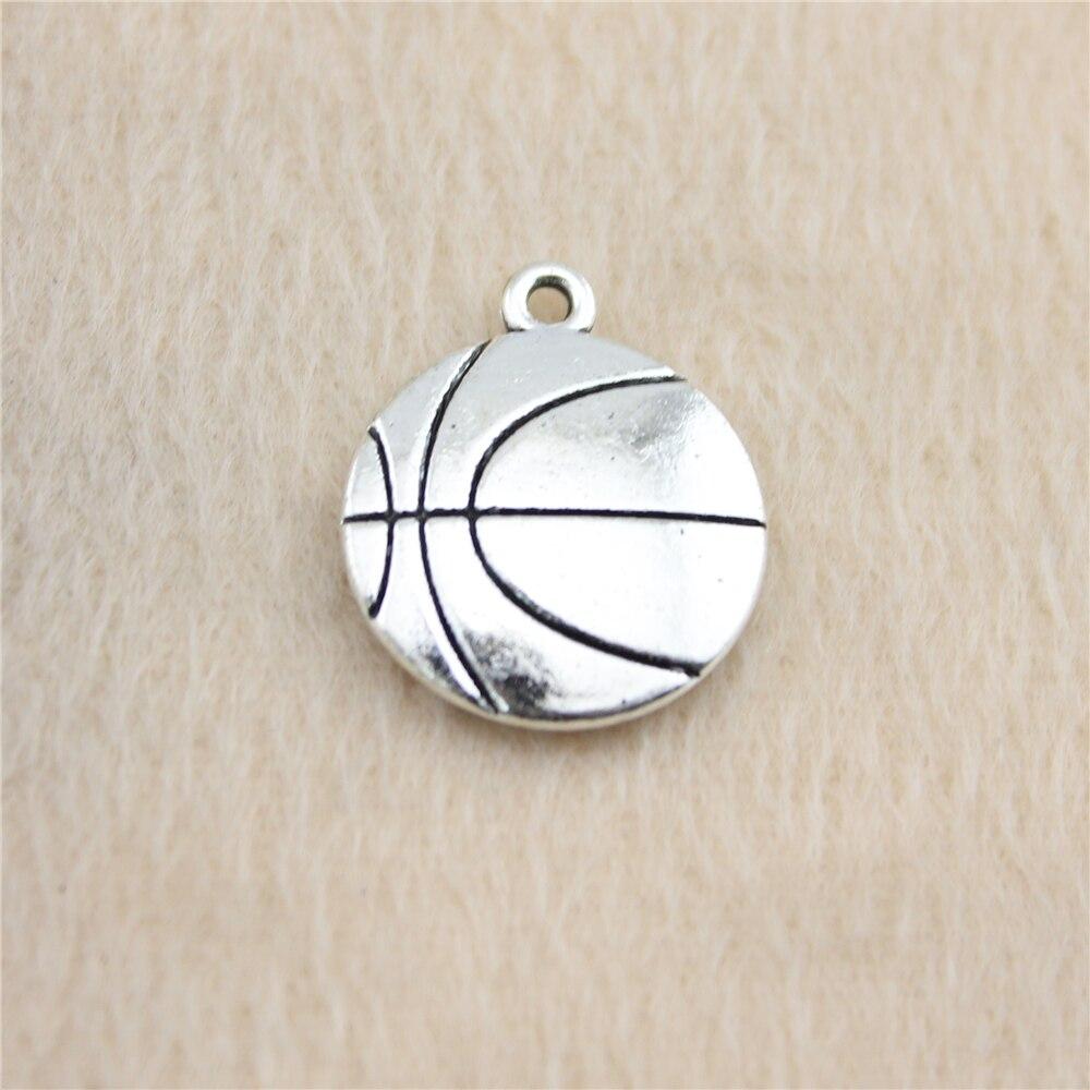 popular color basketball charms buy cheap color basketball charms