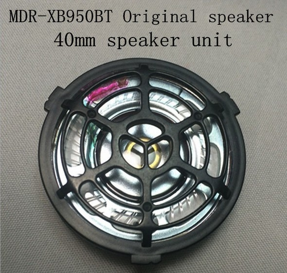 mdr xb950bt 40mm font b speaker b font unit 1pair 2pcs