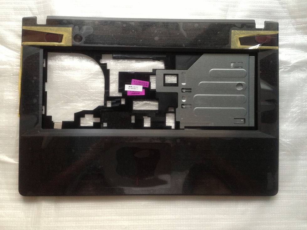 New/Orig Lenovo Ideapad Y410P Y410 Y400 Empty Palmrest AP0RQ000C0 top case keyboard bezel cover host under cover
