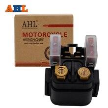 AHL motosiklet GE parçaları marş otomatiği röle kontak anahtarı anahtarı Yamaha YFZ450 YFZ 450 2004 2008 GRIZZLY 450 XV 1700 XV 17