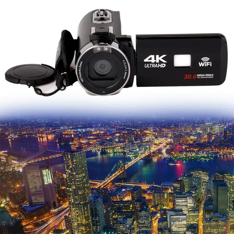Caméra d'action originale Ultra HD 4 K WiFi télécommande sport caméscope vidéo DVR DV Go étanche caméra Pro