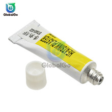 купить 10pcs/Lot 5g Heatsink Thermal Grease Paste Scraper CPU Silicone Adhesive Cooling Strong Tool дешево