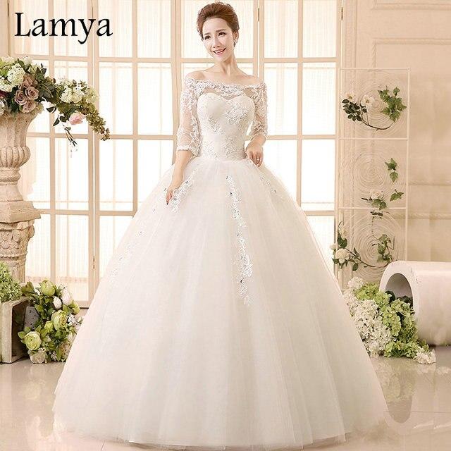 Красивые платье 2016 свадебные
