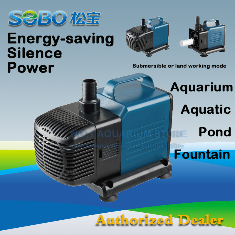 fountain and waterfall Jebao water pumps for aquarium pond