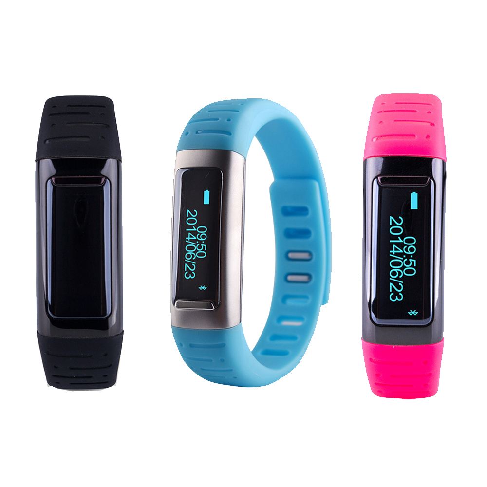 2014 Waterproof Bluetooth Anti lost Smartband Fitbit Flex